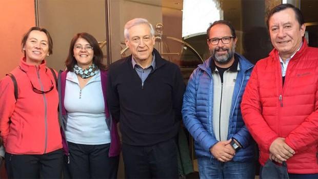 Canciller chileno visita el Silala en medio de tensión con Bolivia