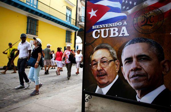 """Representantes de la sociedad civil independiente de Cuba contaron al entonces presidente Barack Obama de la represión interna que vive """"la oposición"""" dentro de la Isla"""