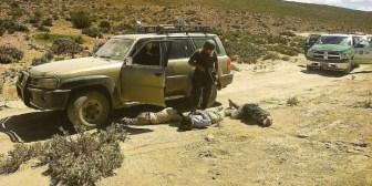 Difunden fotografías de cómo fueron detenidos los nueve bolivianos en la frontera chilena