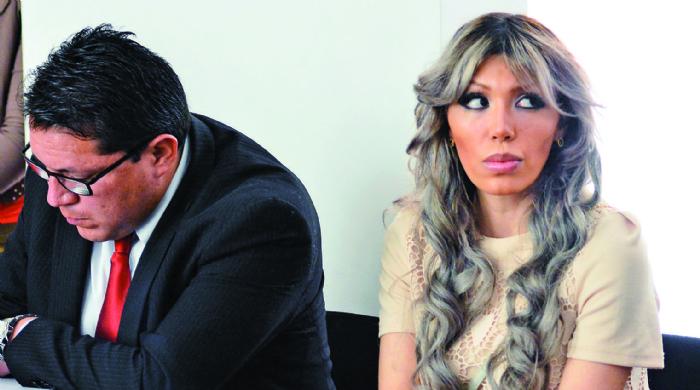 """Un testigo afirma que pagó $us 50.000 a Gabriela Zapata para """"legalizar"""" casas de juego"""