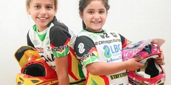 Las hermanas Aguilera van en busca de su sueño mundialista