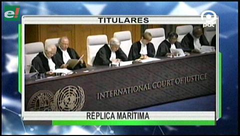 Video titulares de noticias de TV – Bolivia, noche del lunes 20 de marzo de 2017