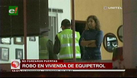 Delincuentes ingresan a robar a un domicilio de la zona de Equipetrol