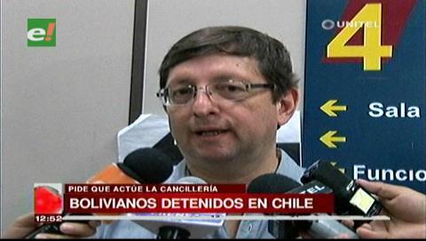Senador Ortiz pide solucionar vía diplomática la detención de los militares en Chile