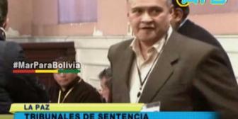 Caso Eduardo León: Dos tribunales de sentencia se declararon incompetentes