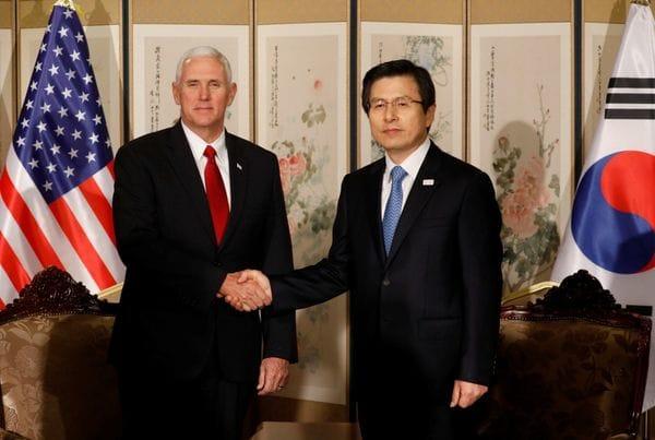 Amagos entre EU y Corea del Norte