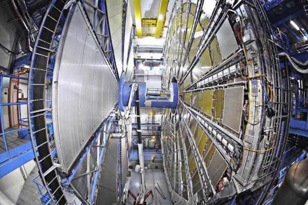 El Gran Colisionador de Hadrones del CERN