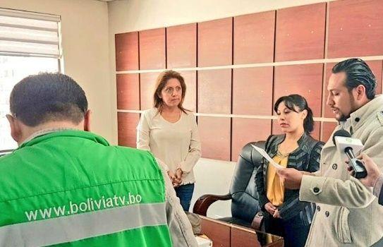 Fabiola Rollano es la nueva gerente de Bolivia Tv