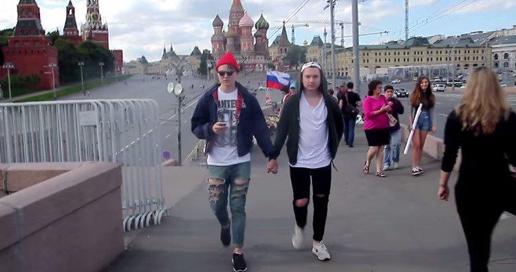 Resultado de imagen para Rusia desmiente los informes de opresión a homosexuales en Chechenia