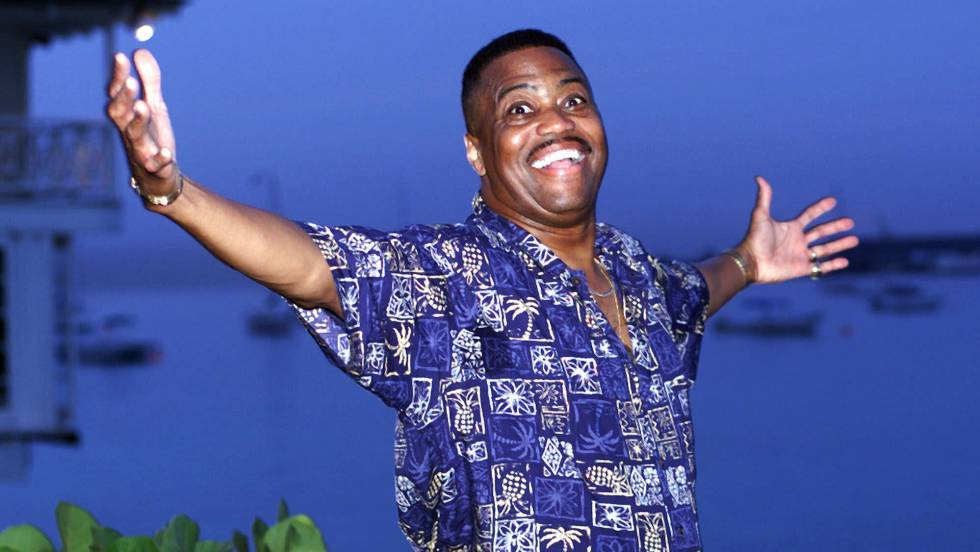 Cuba Gooding Sr. vocalista de The Main Ingredient.