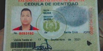 Brasileño muerto a tiros en Bolivia era un narco fugitivo en su país