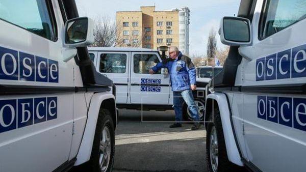 AVANCE: Muere observador de OSCE en Ucrania, dice ministro de Exteriores austriaco
