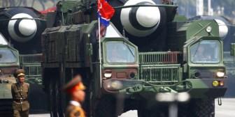 ¿El plan nuclear de Corea del Norte era financiado desde Londres?