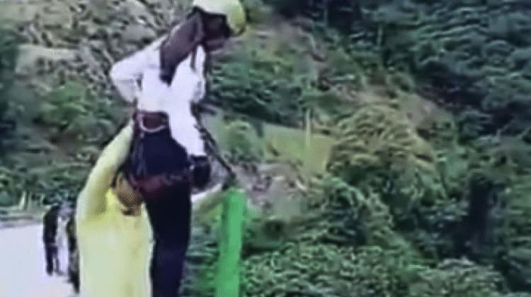 'Andean Treck': La joven que se accidentó puede 'hablar, caminar y bailar'