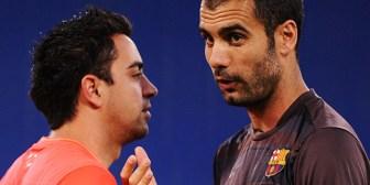 A Xavi se le escapó qué jugador queire Guardiola para el Manchester City