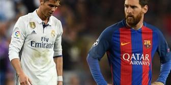 La foto de Cristiano y Messi que casi nadie vio
