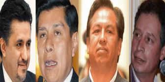 Caso Terrorismo: Llorenti, San Miguel, Martínez y Navarro declararan en juicio por escrito