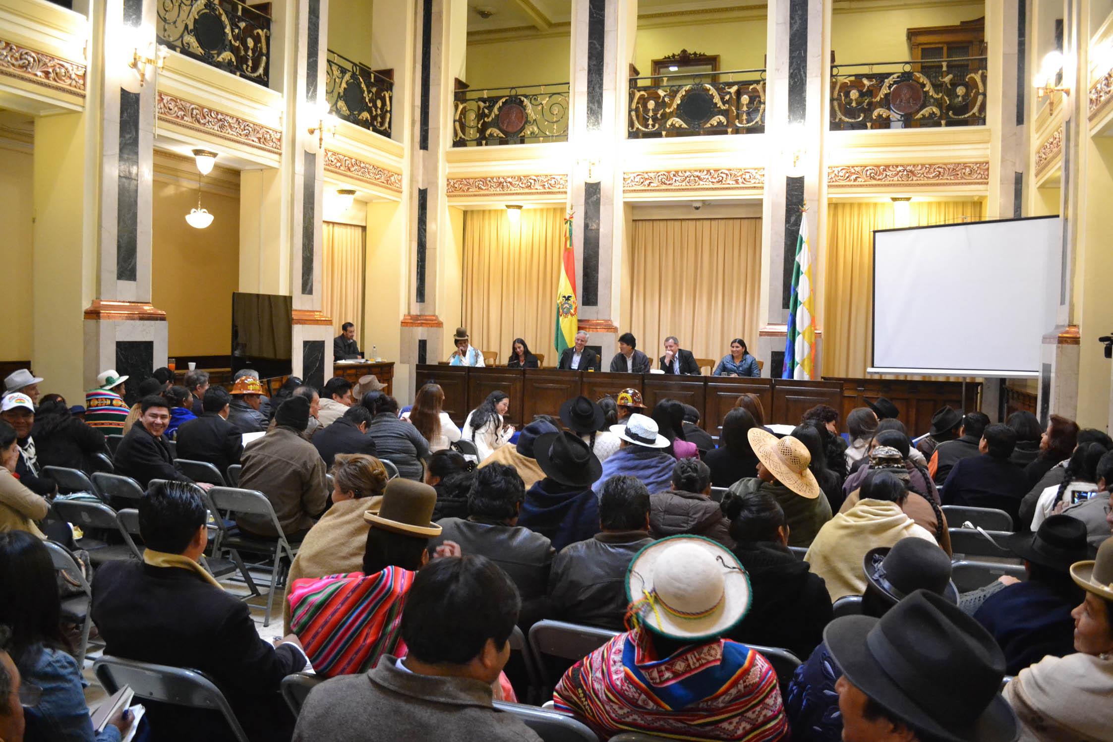 Inicia plazo para la presentación de postulaciones a cargos del Órgano Judicial