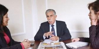"""""""En YPFB hay arbitrariedad y por esa puerta entra la corrupción"""""""