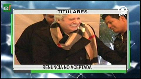 Video titulares de noticias de TV – Bolivia, noche del jueves 20 de abril de 2017