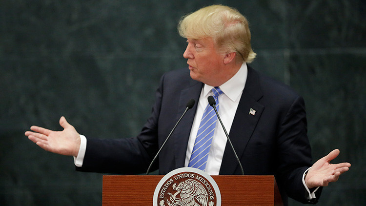 Desprecia Trump la fiesta del 5 de mayo