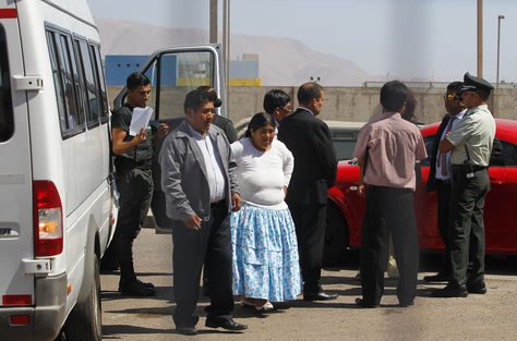 Chile discriminó a madre boliviana 'por usar pollera — Morales