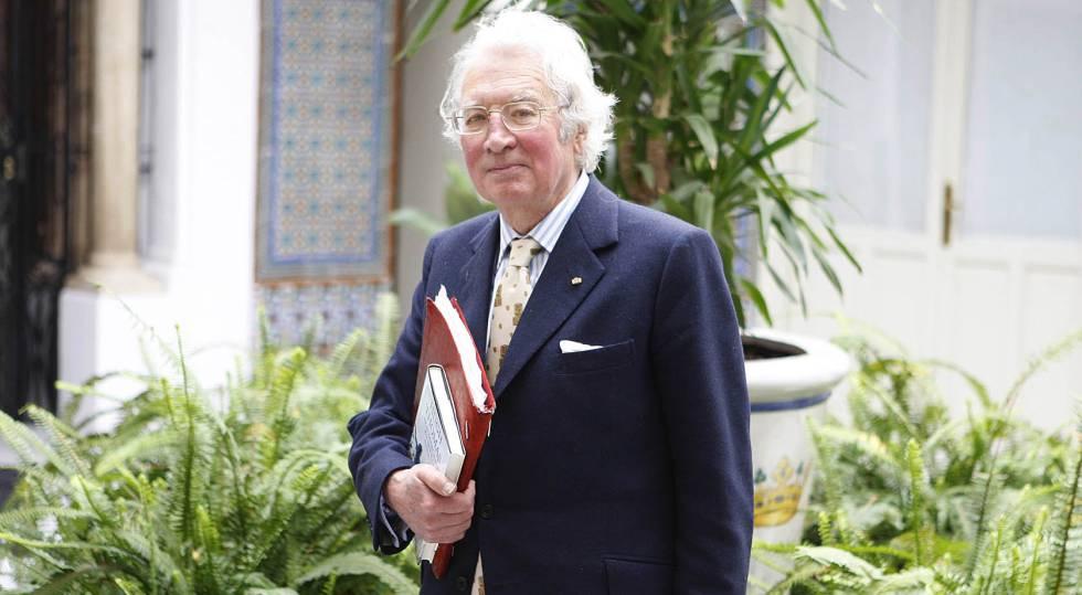 Fallece el escritor Hugh Thomas, testigo de