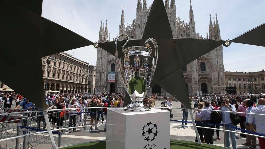 La tercera final de la #Champions del #Real Madrid