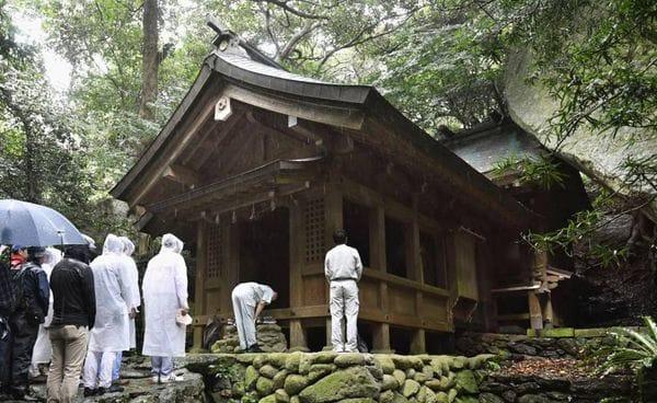 Isla japonesa prohibe la presencia de mujeres