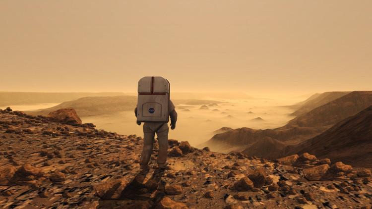Estos son los cinco peligros más mortales que Marte encierra para los humanos