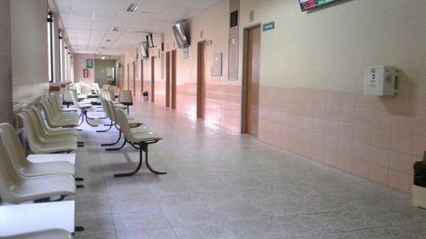 El paro médico se cumple en el hospital Viedma de Cochabamba