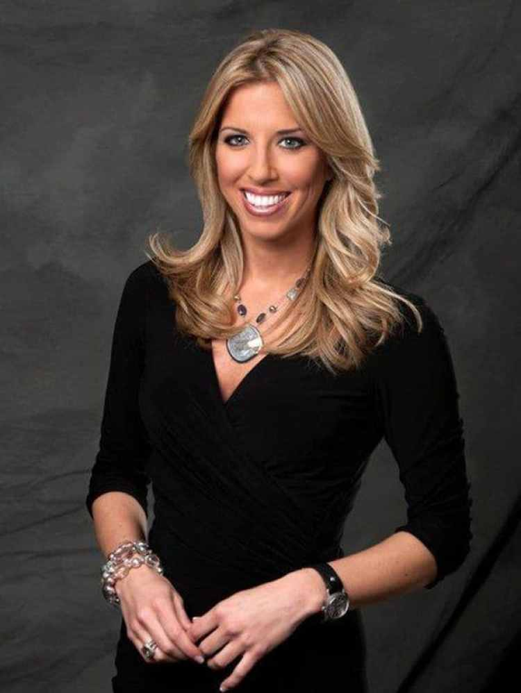 Sara Walsh, conductora de SportsCenter, ESPN