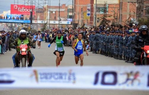 Resultado de imagen de Presentan la carrera pedestre 10 K