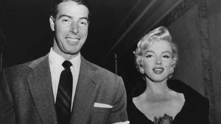 Di Maggio fue quien se encargó de organizar el funeral de Marilyn y le envió flores cada semana hasta su muerte
