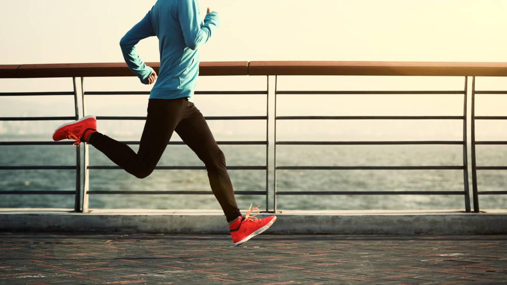 Foto: Corre durante treinta minutos. (iStock)