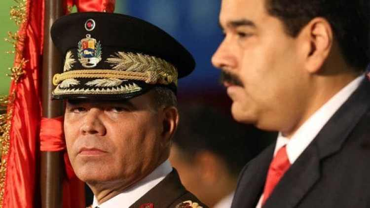 Luis Almagro acusó a Vladimir Padrino López de sostener un golpe de Estado en Venezuela