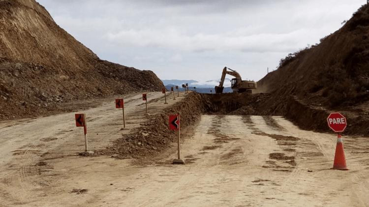 Carretera Padilla - El Salto