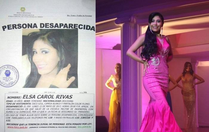 Resultado de imagen para Carol Rivas miss El Alto
