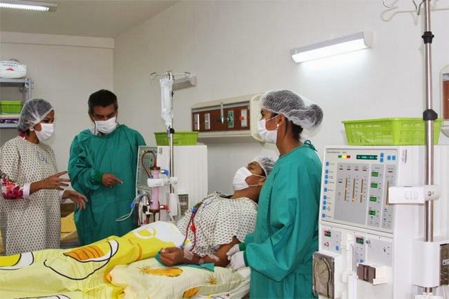 Resultado de imagen de Caja Nacional de Salud inaugura sala de hemodiálisis en Hospital Obrero de Tarija