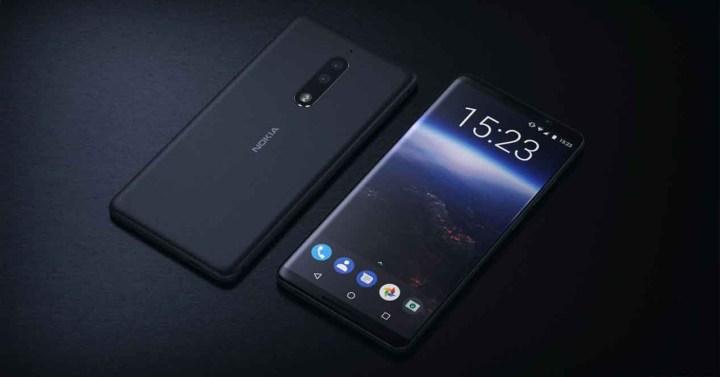 Concepto de Nokia 9