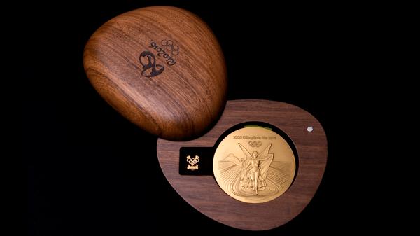 Las medallas de Río 2016 se están deteriorando
