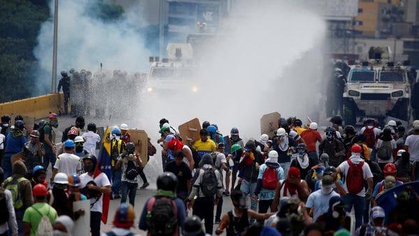La crisis venezolana lleva ya 50 muertos y 60 muertos(Reuters)