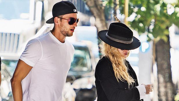 Madonna publica foto de su hija y causa polémica