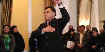 Quintana no comenta sobre Zapata y dice que su salida es una 'tregua'