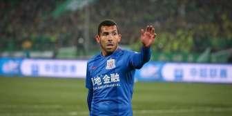Carlos Tevez destrozó al fútbol chino
