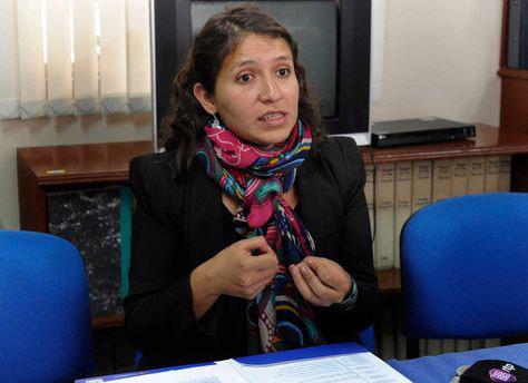 La ministra de Salud Ariana Campero. Foto: Archivo La Razón