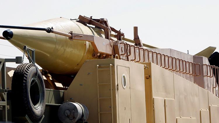 Los cinco países con el mayor arsenal de misiles de Oriente Medio