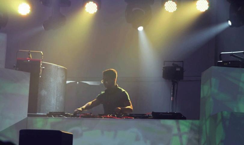 concierto. Agustín Morales desarrollando su talento en una de sus presentaciones internacionales.
