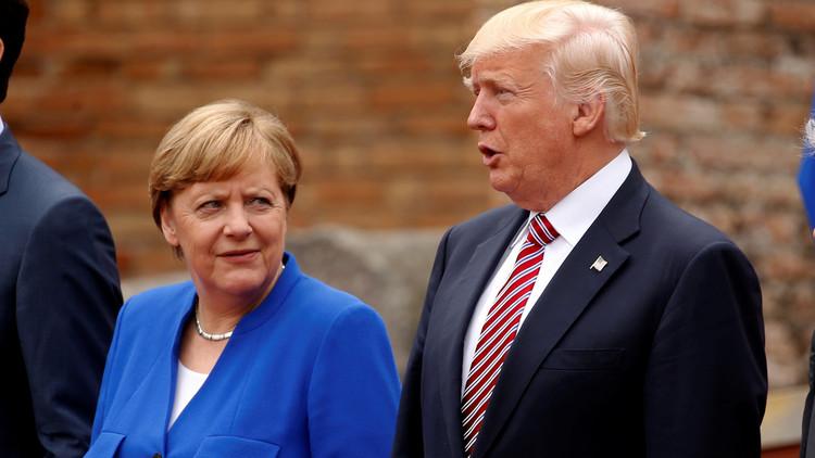 Merkel tras la cumbre del G7: