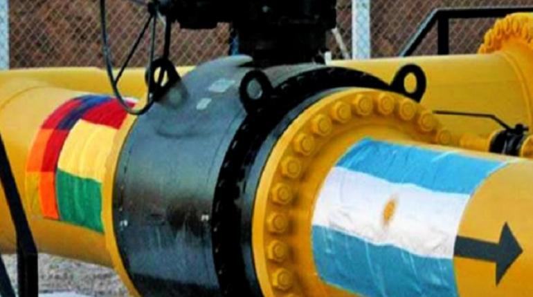 YPFB ofrece gas a Argentina por encima del volumen contratado